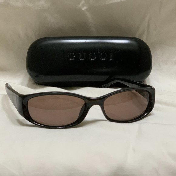 Authentic Gucci Sunglasses - Brown - GG 2456/N/S